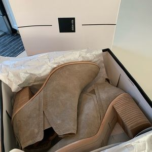 Brand new dolce vita booties size 9